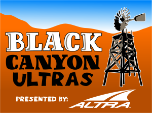 Black Canyon Ultras Presented by Altra Logo